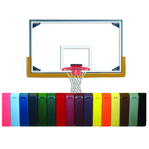Gared Collegiate Gymnasium Backboard Package