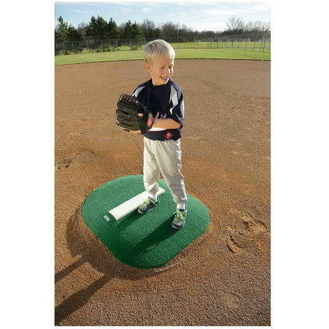 "PortoLite 4"" Portable Little League Baseball Pitching Mound"