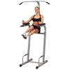 Image of Body Solid Powerline Vertical Knee Raise Chin Dip PVKC83X