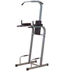 Body Solid Powerline Vertical Knee Raise Chin Dip PVKC83X