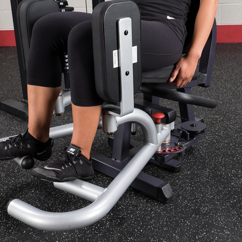 Body Solid Pro Select Inner and Outer Thigh Abduction Machine GIOT-STK