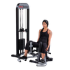 Image of Body Solid Pro Select Inner and Outer Thigh Abduction Machine GIOT-STK