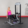 Image of Body Solid Pro Select Leg Ext. and Leg Curl Machine GCEC-STK