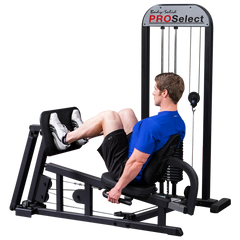 Body Solid Pro Select Leg Press and Calf Machine GLP-STK