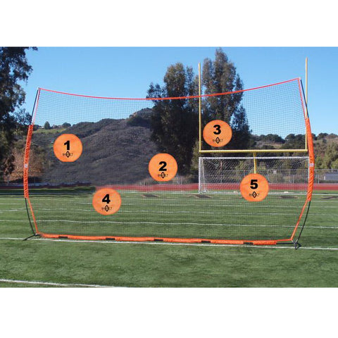 Bownet Quarterback Target for Fooball
