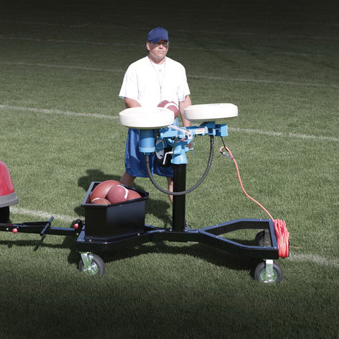 Rogers Throwing Machine Cart