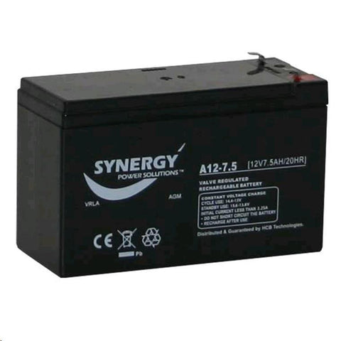 Rechargeable Battery 12V 7AH for Spinshot Pro and Lite Models