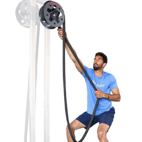 Ropeflex Elite Rope Training Drum RX505 Hydra
