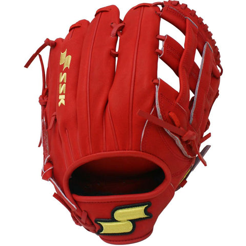 SSK Ikigai Acuña All Red Outfield  Baseball Glove