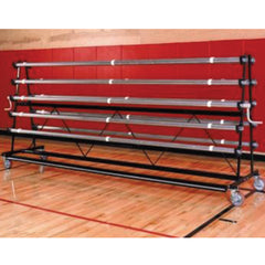 Trigon Sports Safety Mobile Storage Rack