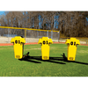 Image of Fisher 3 Man CL Series Football Blocking Sled - Pitch Pro Direct