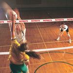 Bison Sport Pride Printed Volleyball Net Band - Pitch Pro Direct