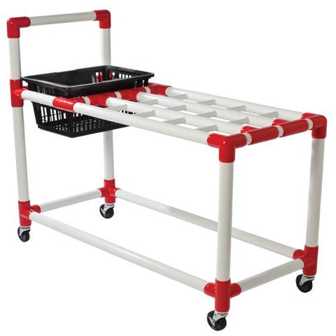 Tennis Racquet Cart