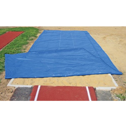 Weighted Long Jump Pit Covers By FieldSaver®