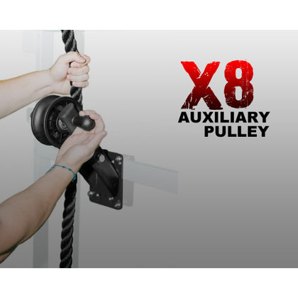 Marpo X8 Auxiliary Pulley