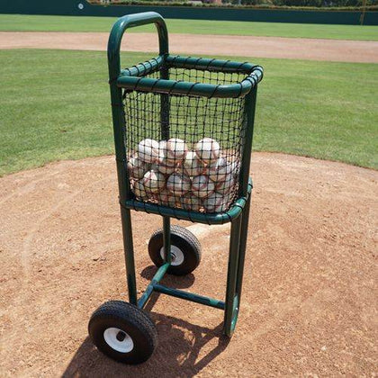 Baseball Practice Ball Caddy - Pitch Pro Direct
