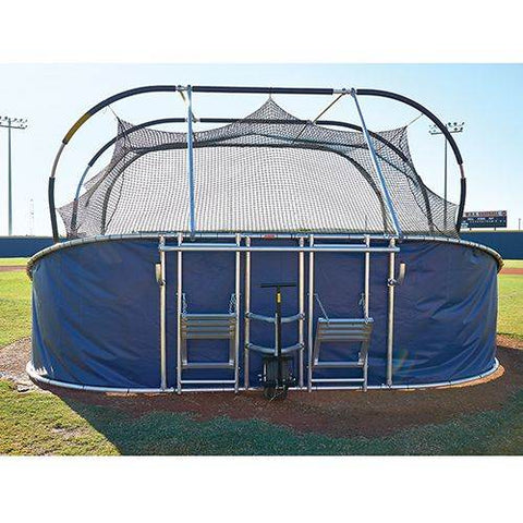 Big Bubba Portable Elite Batting Cage