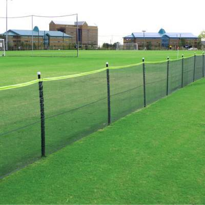 Enduro Markers Inc 50'L Fencing Outfield Package with 6 Poles - Pitch Pro Direct