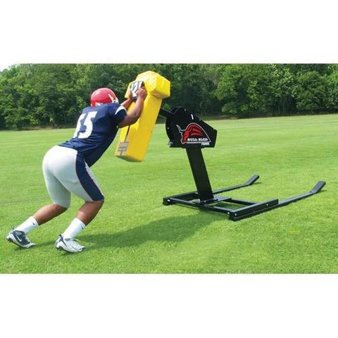 Fisher 1 Man Bull Rush Football Blocking Sled