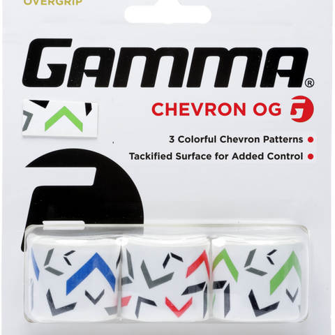 Gamma Chevron Overgrip