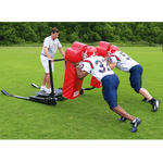 Fisher 4 Man Football Brute Blocking Sled - Pitch Pro Direct