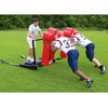 Image of Fisher 6 Man Football Brute Blocking Sled - Pitch Pro Direct