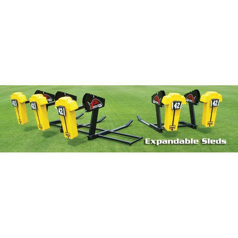 Fisher 3 Man Bull Football Blocking Sled