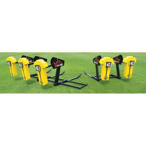 Fisher 2 Man Bull Football Blocking Sled