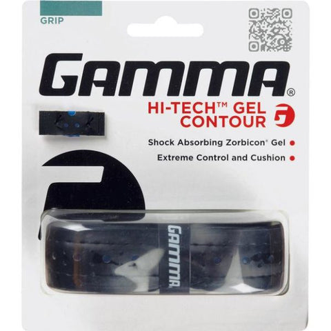 Gamma Hi-Tech Gel Contour Grip