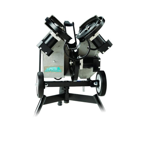 Hack Attack Jr. Three Wheel Pitching Machine by Sports Attack