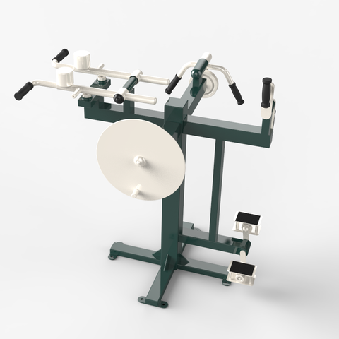 Tri Active USA Accessible Multi Gym