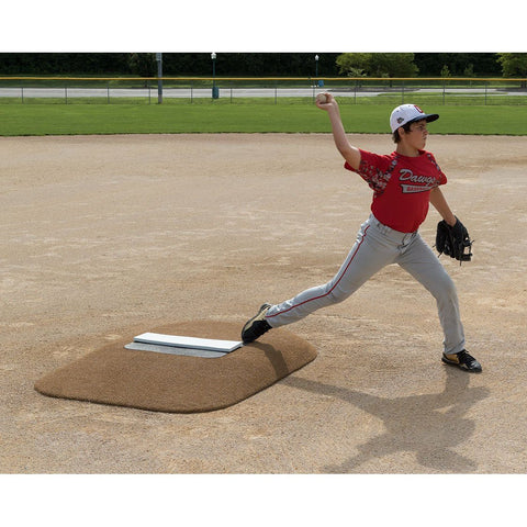 Pitch Pro 465 Portable Youth Game Pitching Mound