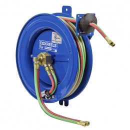 "Coxreels EZ-SGW Series ""Side Mount"" Low Pressure Spring Driven Hose Reels"