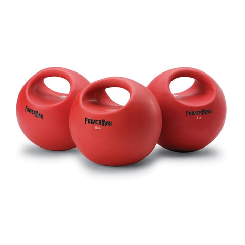 Gill Athletics Powermax Grip Ball