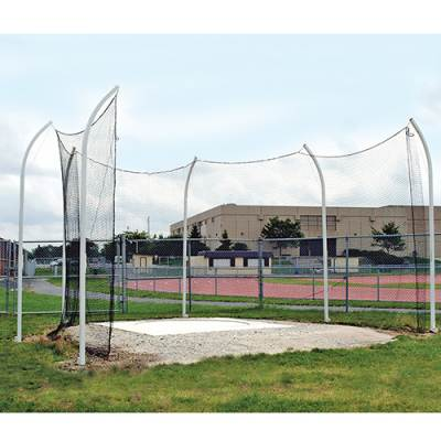 Gill High School Discus Cage