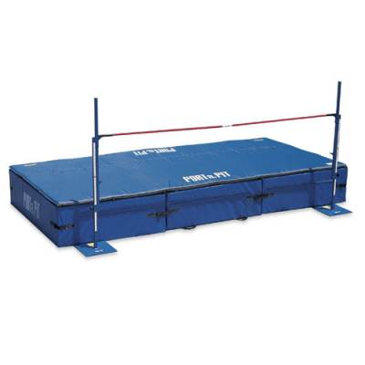 Port a Pit Competition High Jump Landing System