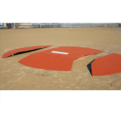 True Pitch 312-G Little League Approved Game Pitching Mound