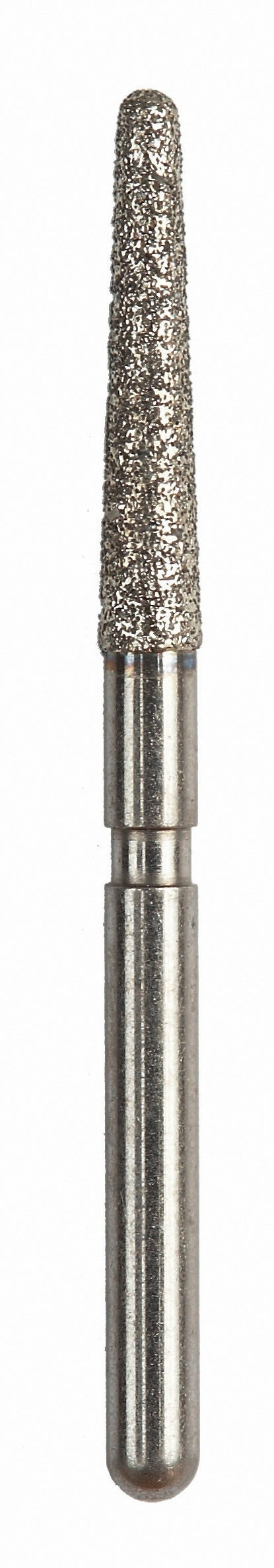 850018 Medium-Round End Taper-Diamond Coated (Pack of 6)