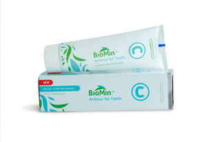 BioMin C Packaging