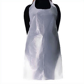 Plastic Apron (Pack of 100)