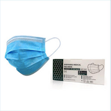 Load image into Gallery viewer, Surgical Mask Type IIR (Box of 50)