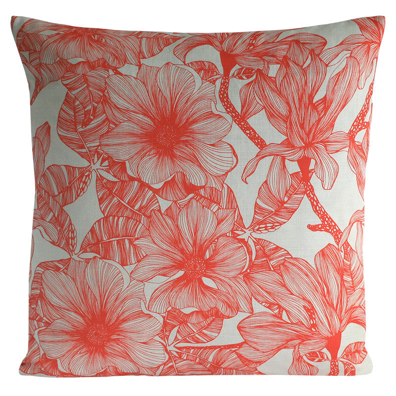 Magnolia Red, Cushion Grand