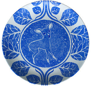 The Fawn, Plate