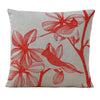 The English Garden, Cushion