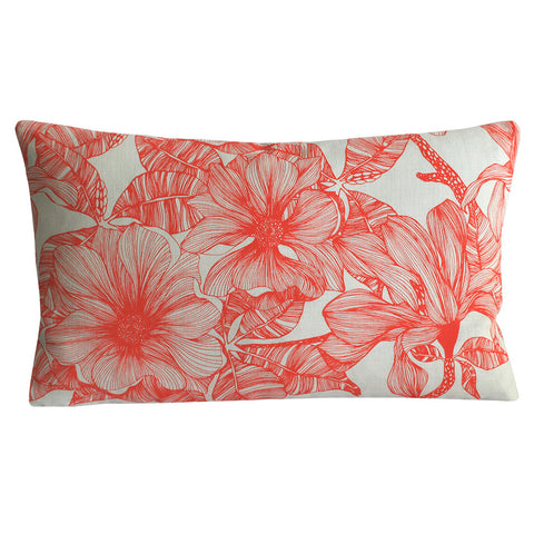 Magnolia Red, Cushion Long