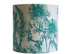 Summer Garden Aqua Green, Lamp Shade