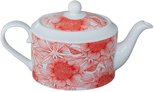 Victoria Red, TeaPot