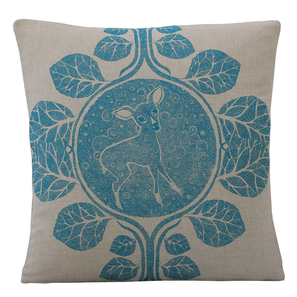 The Thorn Aqua Blue, Cushion