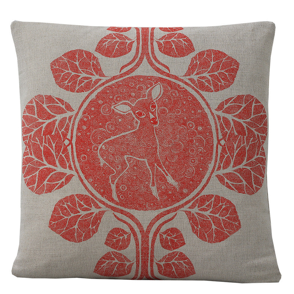 The Thorn Red, Cushion