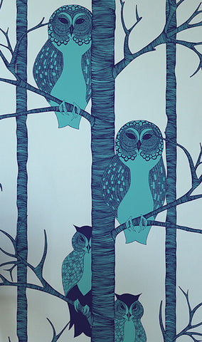 The Owls, Wallpaper